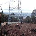 完成したと見られる、ふれあいの森のリニア中央線用の送電線鉄塔 - 8