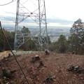 完成したと見られる、ふれあいの森のリニア中央線用の送電線鉄塔 - 9