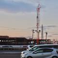 Photos: 建設工事中の旧・ザ・モール春日井跡地の商業施設(2021年1月4日) - 4