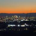 Photos: 西高森山頂から見た夜景
