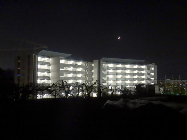 Photos: 夜の下原住宅 - 1