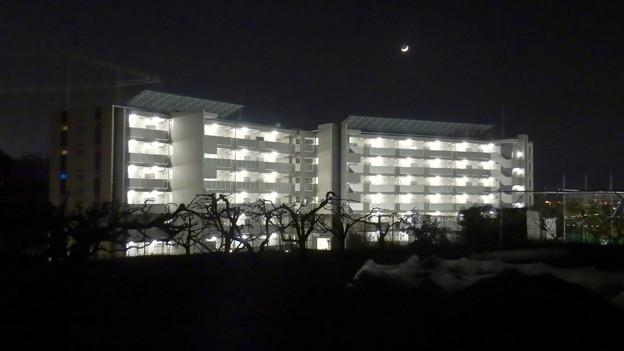Photos: 夜の下原住宅 - 2