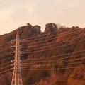 Photos: 下から見た尾張白山社 - 1