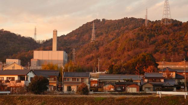 Photos: 夕暮れ時の尾張白山 - 2