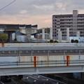 解体工事中の桃花台東駅(2021年2月4日) - 1