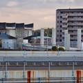 解体工事中の桃花台東駅(2021年2月4日) - 4