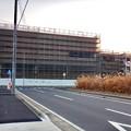 Photos: 建設工事中のコストコ ホールセール守山倉庫店(2021年2月6日) - 6