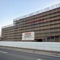 Photos: 建設工事中のコストコ ホールセール守山倉庫店(2021年2月6日) - 7