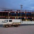 Photos: 建設工事中の旧・ザ・モール春日井跡地の商業施設(2021年2月13日) - 3