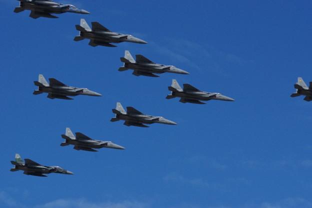 第6師団F-15DJ