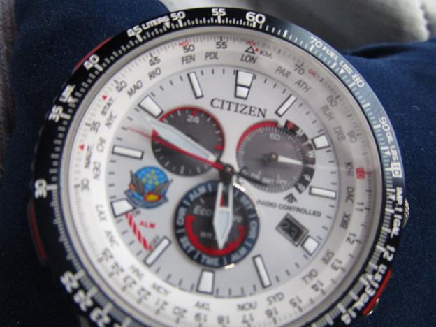 Photos: ブルーインパルス60周年記念モデル