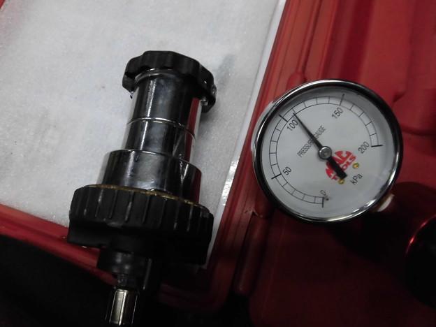 Photos: 冷却系