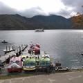Photos: 中禅寺湖のボート乗り場