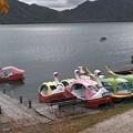Photos: 中禅寺湖のスワンボート