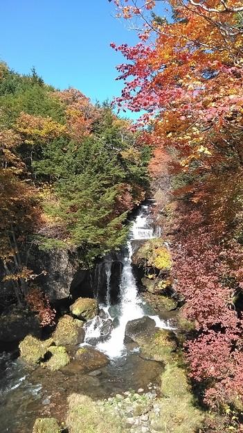 竜頭の滝2020