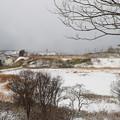 Photos: 吹雪が襲ってくる・・