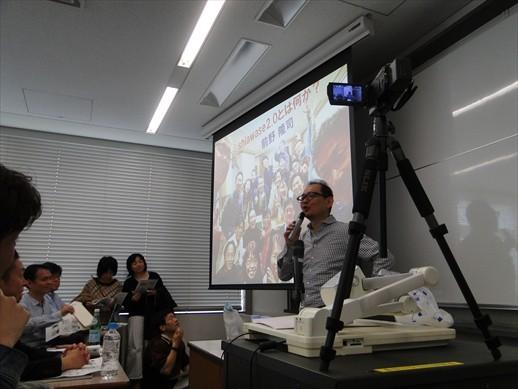 shiawase2.0シンポジウム_前野先生講義