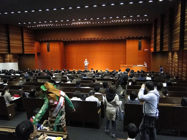 shiawase2.0シンポジウム_開会式
