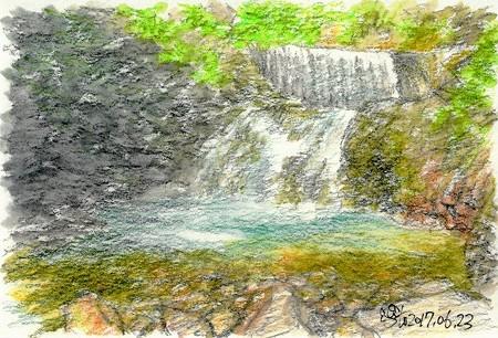 20170623鮎返りの滝
