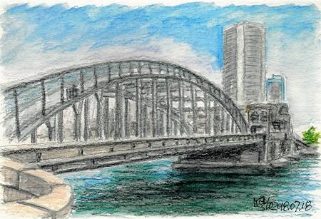 20180718勝鬨橋