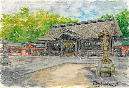 20190515大山祇神社