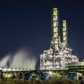 工場夜景 2