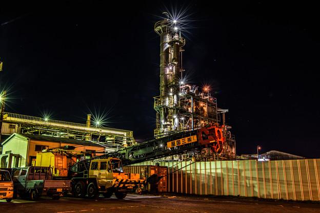 工場夜景 3
