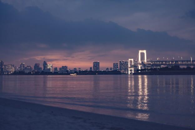 Photos: Tokyo midnight Bayside