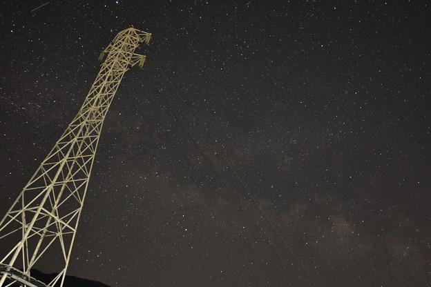 Photos: 星と鉄塔