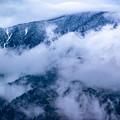 Photos: 山と雲