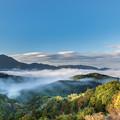Photos: 朝の山