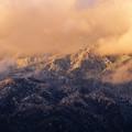 Photos: 夕日の色
