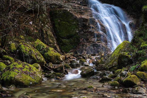 Photos: 滝の光景