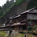 木造倉庫群