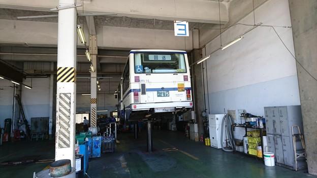 名古屋市営バス@絶讃整備中☆