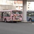 Photos: ガールズアンドパンツァー×茨城交通 その4