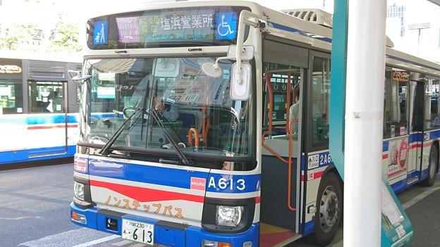 川崎鶴見臨港バス フルカラーLED表示器 導入開始!