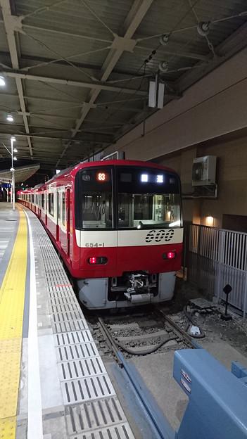 京浜急行電鉄 600形_0001