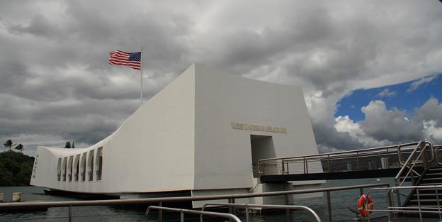 アリゾナ記念館(Pearl Harbor)
