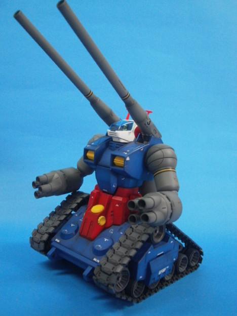 MGガンタンク1
