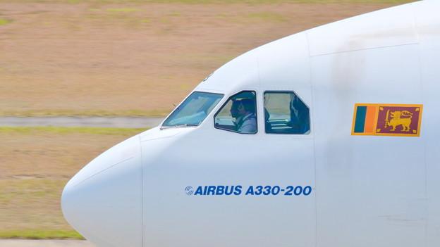 スリランカ航空 エアバス A330-200 (3)