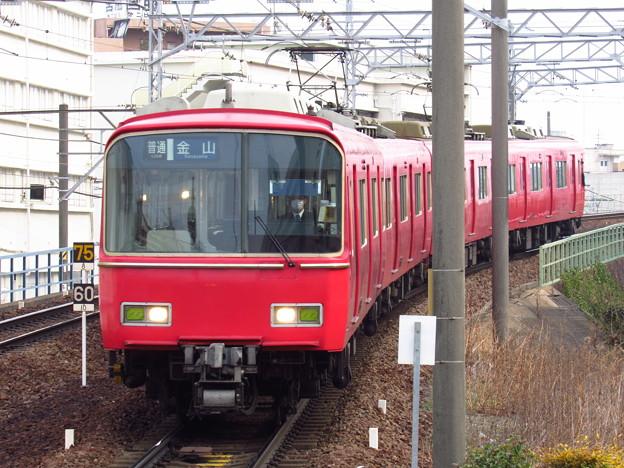 名鉄6519F