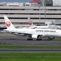 写真: JAL B777-200