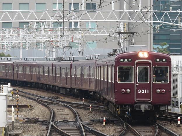 Photos: 阪急3311F