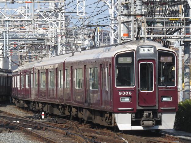 Photos: 阪急9306F