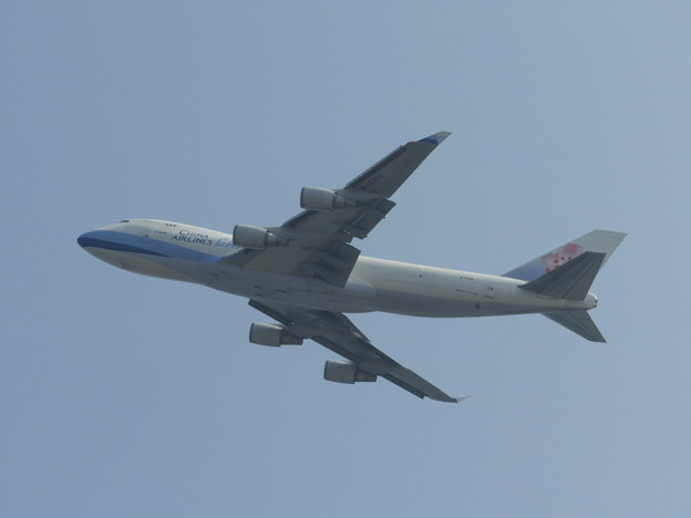 CAL B747-400F