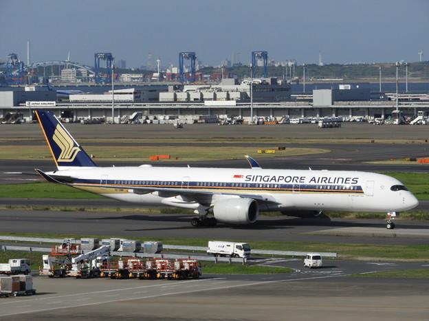 SIA A350XWB-900