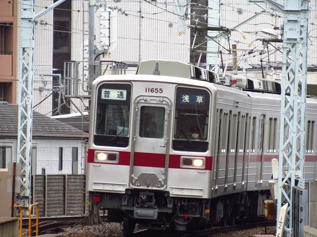 東武11665F