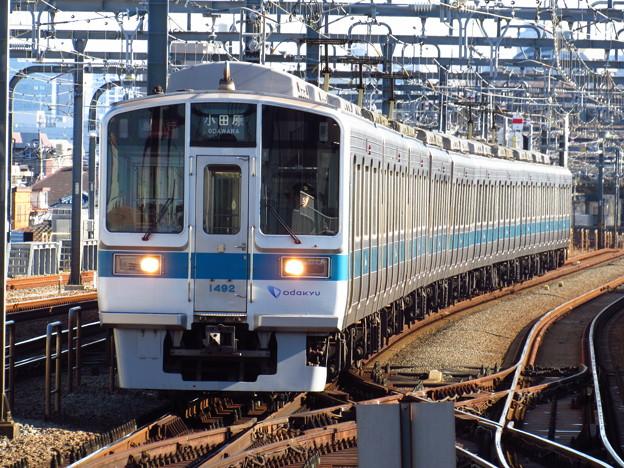 小田急1092F