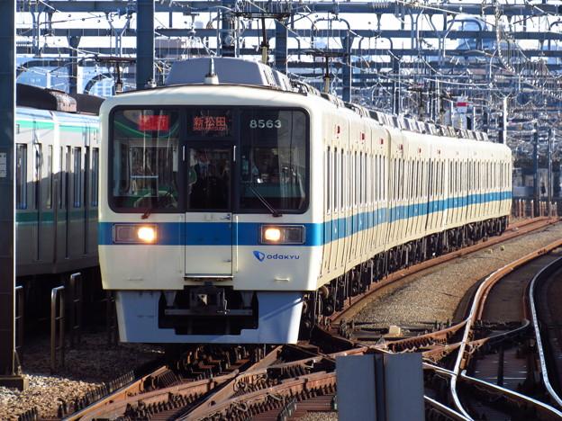小田急8263F